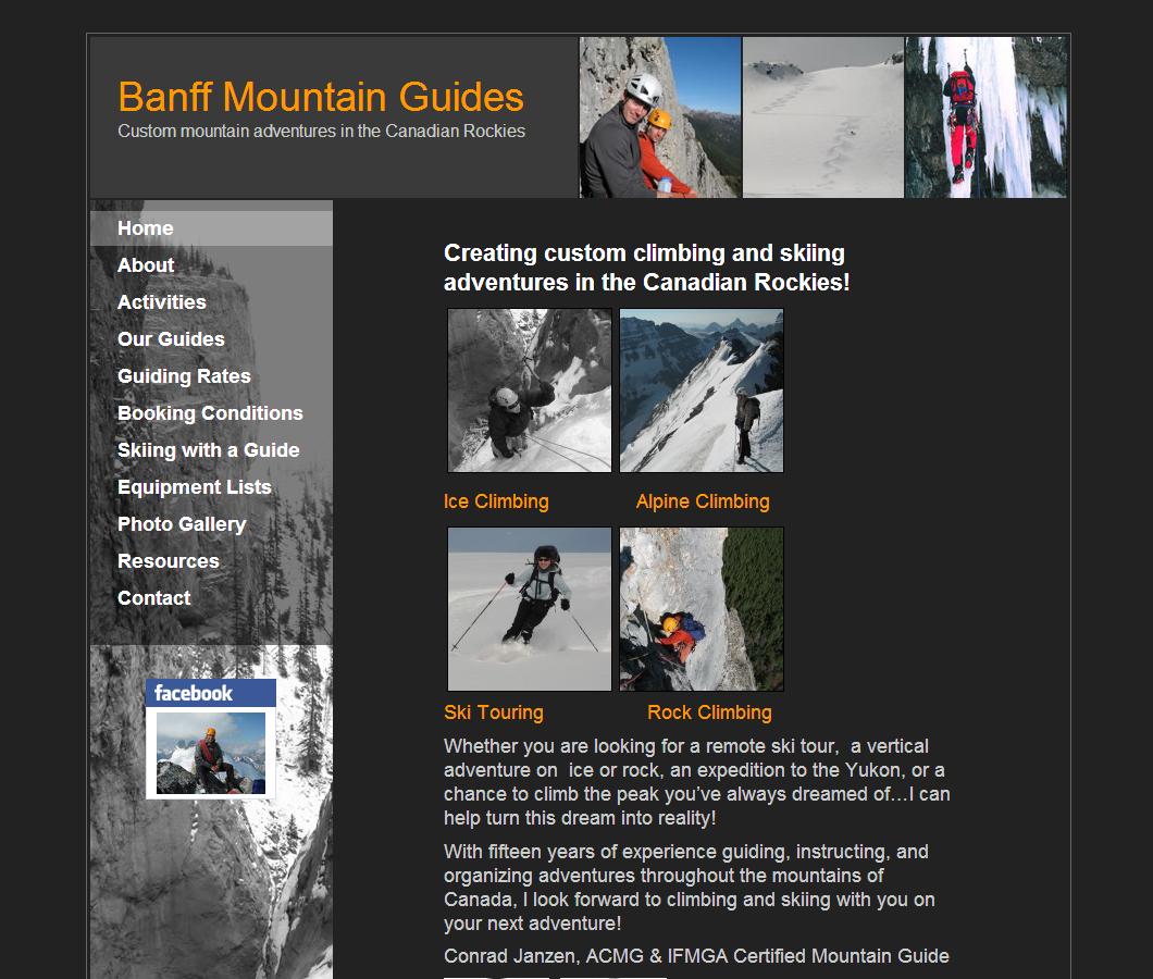 Banff Mountain Guides