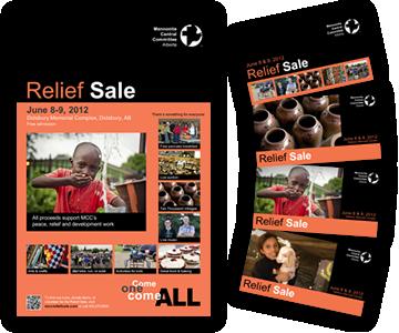 MCC Alberta Relief Sale